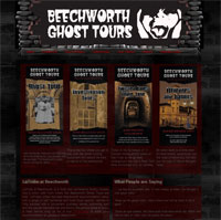 Beech Worth Ghost Tours